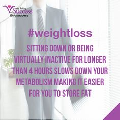 irtually inactive for longer than 4 hours slows down your metabolism making it easier for you to store fat. Longer Than, Motivational Memes, London Marathon, Slow Down, 4 Hours, Marathon Training, Weight Loss Transformation, Metabolism, Fitness Motivation