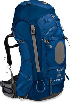 Osprey makes a great pack. Simple design. Excellent cooling system for your back.  Great comfort.