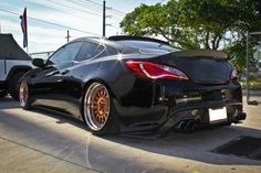 Genesis Coupe dropped Genesis Creation, Hyundai Genesis Coupe, Import Cars, Stance Nation, Jdm Cars, Mazda, Jeep Cherokee, Cars And Motorcycles, Luxury Cars