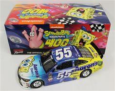 David Ragan Diecast 55 2015 SpongeBob Squarepants 1/24 Nascar   DiecastCarsNow.com
