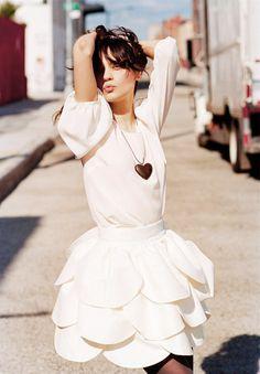 zooey deschanel white dress, vestito bianco