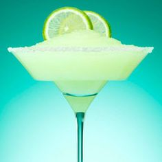 Midori Margarita-   1 oz. Midori  1-1/2 oz. Tequila  2 oz. Sweet & Sour Mix  Ice  Blend or pour over ice. Garnish and drink!