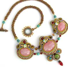 Carnival of Colors Necklace by Cielo Design, via Flickr