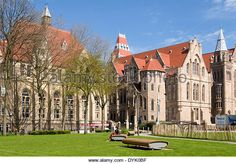 Image result for old university buildings