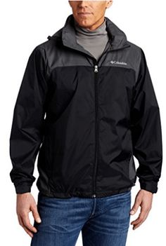 Columbia Men's Big & Tall Glennaker Lake Packable Rain Jacket,Black/Grill,X-Large/Tall Waterproof fabric Stow-away hood Zippered hand pockets Adjustable sleeve cuffs Draw cord adjustable hem. Packable into hand pocket Mens Big And Tall, Big & Tall, Best Waterproof Jacket, Waterproof Fabric, Packable Rain Jacket, Best Rain Jacket, Raincoats For Women, Columbia Jacket, Hooded Jacket