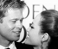 Brad & Angelina <3
