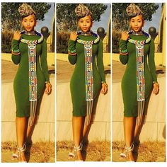 African Traditional Dresses, Traditional Outfits, Short African Dresses, Ghana Wedding, Green Wedding Dresses, Wedding Renewal Vows, Blue Marlin, African Accessories, Womens Dress Suits