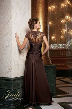 Lace back #mob #motherofthebride #fashion #BurlOn