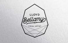 custom premade logo geometric artist jeweler business by futska
