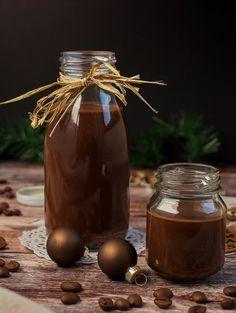 Kávés csokoládé krémlikőr cukor nélkül