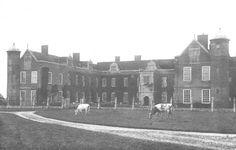 Rushbrooke Hall, Suffolk