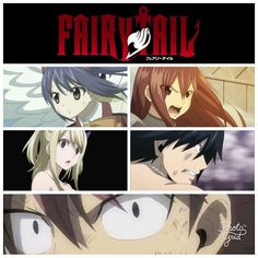 Team NATSU, Tartarus arc Love this arc but its also a really sad one❤❤