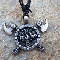 50% OFF TODAY (USUALLY $59.98) Condition: Brand New Gender: Men Metal Type: Pewter Material: Pewter Length: 18-30(Adjustable) This item is NOT available in stores. Click ADD TO CART To Order Yours!