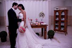 CASO REAL: O casamento DIY da Érica e do Erick