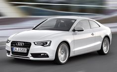 2013 Audi A5 - Same great lines...new LED headlight graphics