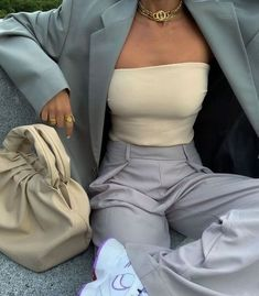 Looks Street Style, Looks Style, Look Fashion, Autumn Fashion, Fashion Outfits, Travel Outfits, Fashion Clothes, High Fashion, Womens Fashion