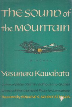 Impossible to beat Kawabata, lyrically. Floors me that this is a translation... that the original has even greater power.