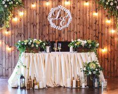 Рустикальная свадьба Дмитрия и Елены
