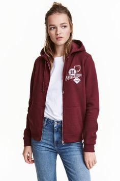 Hooded jacket 24,99 €| H&M