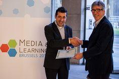 """Importante riconoscimento ai premi """"Medea Awards"""" 2013, organizzati dall'Ufficio formazione e cultura di Bruxelles e della Comunità europea. Un concorso prestigioso, volto a promuovere l'eccellenza nella progettazione pedagogica di risorse educative multimediali."""