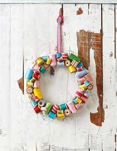 10 Beautiful & Inspiring Wreaths To Make! | Only For Her - Part 5