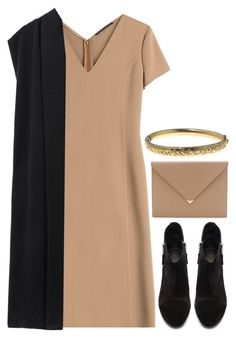 """Preadored 4.14"" by emilypondng ❤ liked on Polyvore featuring Agnona, DKNY, rag & bone, Alexander Wang and PreAdored"