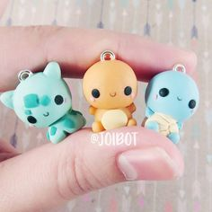 Great Cost-Free Polymer Clay Crafts pokemon Popular Flashback to my Pokémon days 😊 Polymer Clay Cake, Polymer Clay Kawaii, Polymer Clay Animals, Fimo Clay, Polymer Clay Charms, Polymer Clay Projects, Polymer Clay Creations, Clay Crafts, Polymer Clay Jewelry