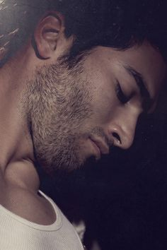 Tyler Hoechlin as Lucas Johnson. Charlotte's Husband. Also the guardian of Marcus and Bethany.