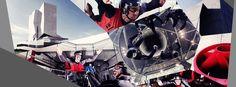 Flyspot - Warsaw Indoor Skydiving www.flyspot.com