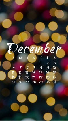 December 2016 Calendar, Iphone Wallpapers, December, Printables, Graphics, Christmas, Inspiration, Notebooks, Xmas