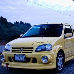 本日2ヶ月のブランクを経て事故から復活しました😂😂 #ht81s #ignis #swift #swiftsport #suzuki #Kei?? #スイフトスポーツ Modified Cars, Old Cars, Swift, Vehicles, Pimped Out Cars, Vehicle