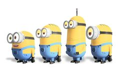 Download wallpapers Minions, Bob, Dave, Stewart, Kevin, Despicable Me, 2017 movies