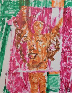 Andy Warhol  (Portraits 1. Painters, scene 2), bachmors artist