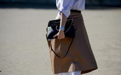 - Chloé bag in Paris - New #streetstyle post on #theStreetMuse blog. Lensed by #MelanieGalea in #Paris during #PFW.