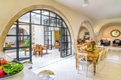 Feel the Rhythm of Rethymnon Carnival and enjoy your stay at Traditional & Luxury Stone Built Villa Maroulas!