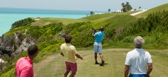 Love Bermuda Golf. I have played all 8 courses there. Tucker's Point and Mid Ocean are my favorites.