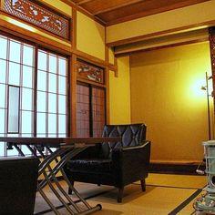 anahottaさんの、Lounge,カリモク60,iMac,床の間,アラジンストーブ,ロビーチェアについての部屋写真