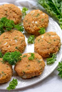 Red Lentil Kofta (Mercimek Köftesi)  A traditionally Turkish appetizer or side.