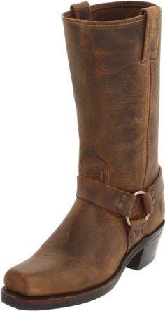 FRYE Women's Harness 12R Boot,Tan/ Tan,8 M  FRYE , http://www.amazon.com/dp/B000IV8KH6/ref=cm_sw_r_pi_dp_harJpb10JCGK4