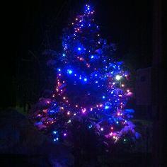 Новогодние внутри дворов #новогодние #тюмень