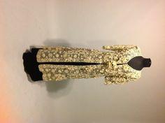 Vintage Clothing: Irish Crochet Edwardian Coat