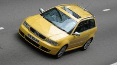Classic Car Garage, Classic Cars, Rs 4, Volkswagen Group, Yellow Car, A4 Avant, Audi Rs4, Cars And Motorcycles, Passion