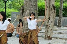 Archery with  self  consciousness, Bojjhangka  Archery