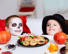 Healthy Dinners For Pre-Trick-Or-Treating