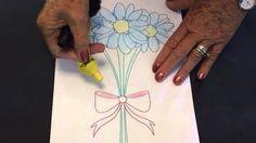 EzyShaid(R) Colour's Mother's Day Garden Record Book