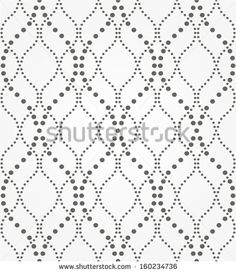 Abstract geometric pattern of the points Gray and white texture A seamless vector background Geometric Patterns, Fabric Patterns, Dot Art Painting, Pottery Painting, Painting Patterns, Tracing Sheets, Pvc Pipe Crafts, Paper Cut Design, Plastic Bottle Crafts