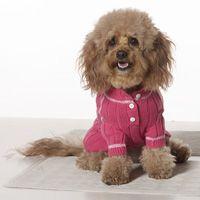 Free+Knitting+Patterns+Dog+Sweaters   Free dog clothes patterns, sweaters for pets, knit a dog sweater