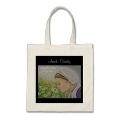 Amish Country Inspirational Quote Tote Bag - girl gifts special unique diy gift idea