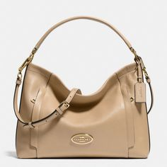 Just got this for Christmas and love it: The Scout Hobo In Pebble Leather from Coach