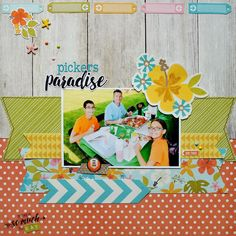 Here's a glimpse of another You Are Here! project - this layout from design team member @suzlee72 shows that the collection is also great for non travel related projects.  Check out the new You Are Here! products in today's blog post (link in profile). Want a chance to win a You Are Here! prize pack before you can buy it?  Visit today's 1st You Are Here! post here on our Instagram page for details!  We can't wait to hear what you think about You Are Here!  Shipping to retailers late…